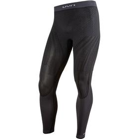 UYN Running Alpha Pantalon Homme, charcoal/black